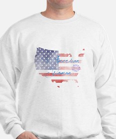 AMERICAN WOMAN Sweatshirt
