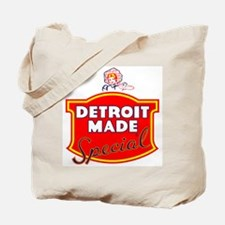 Detroit Made Special Tote Bag
