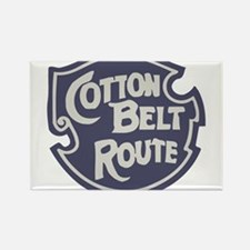 Cotton Belt Railway logo Magnets