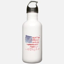 PLEDGE OF ALLEGIANCE Water Bottle
