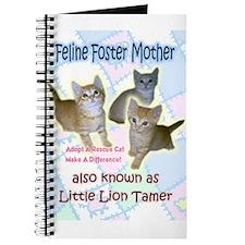 Feline Foster Mom Journal