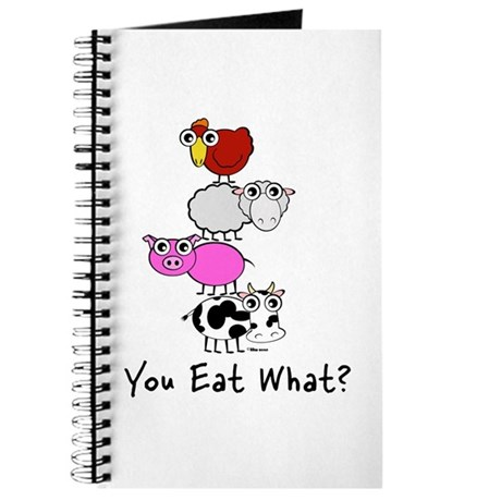 You Eat What Journal