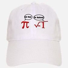 Get Real, Be Rational Hat