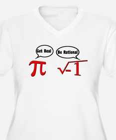 Get Real, Be Rational T-Shirt