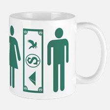 Money Between Us Mug