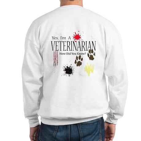Yes I'm A Veterinarian Sweatshirt