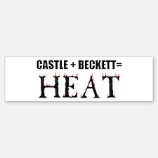 Castle Bumper Bumper Sticker