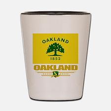 Oakland Pride Shot Glass