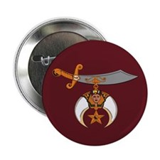 """Shriners 2.25"""" Button (10 pack)"""