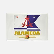 Alameda Pride Rectangle Magnet