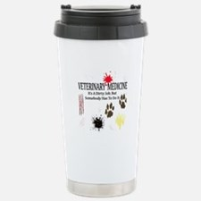 Vet Med It's A Dirty Job! Travel Mug