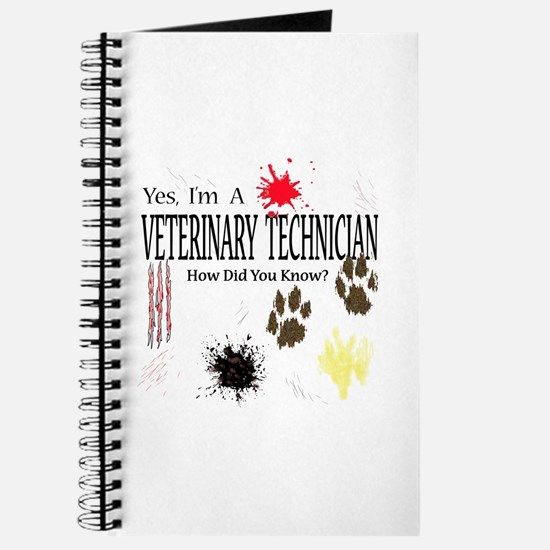 Yes I'm A Veterinary Technician Journal