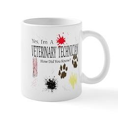 Yes I'm A Veterinary Technician Mug