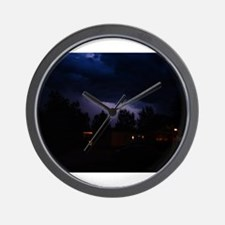 Storm 7 Wall Clock