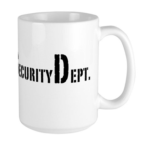 Protected Large Mug