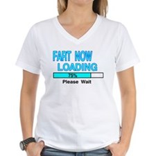 FART NOW LOADING Shirt