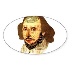 Modern Shakespeare Decal