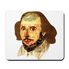 Modern Shakespeare Mousepad