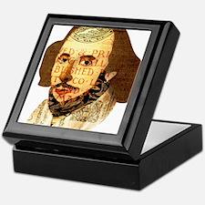 Modern Shakespeare Keepsake Box