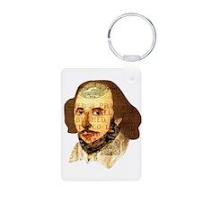 Modern Shakespeare Keychains