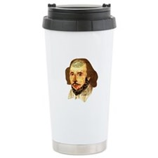 Modern Shakespeare Travel Mug