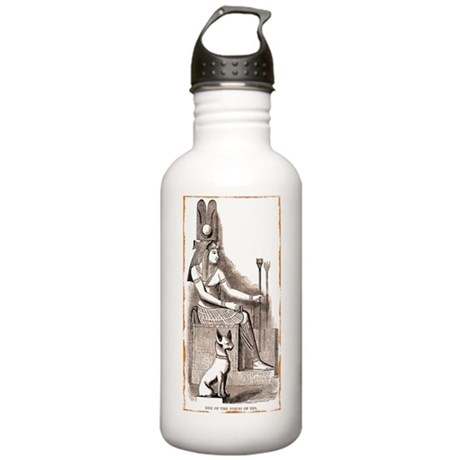 Great Goddess of the Nile Stainless Water Bottle 1