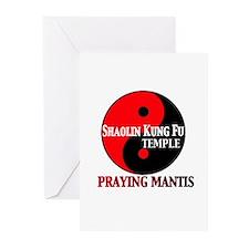 Praying Mantis Greeting Cards (Pk of 10)