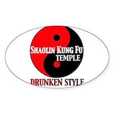 Drunken style Decal