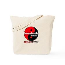 Drunken style Tote Bag