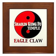 Eagle Claw Framed Tile