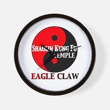 Eagle Claw Wall Clock