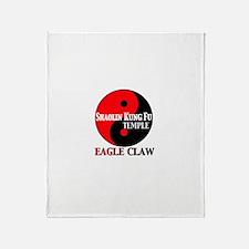 Eagle Claw Throw Blanket