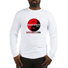 Instructor Long Sleeve T-Shirt