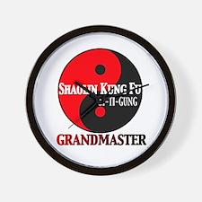 Grandmaster Wall Clock