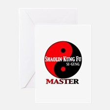 Master Greeting Card