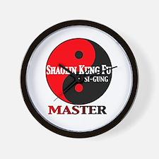Master Wall Clock