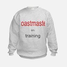 Toastmaster in Training Sweatshirt