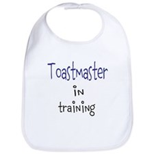 Toastmaster in Training Bib