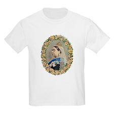 Queen Victoria Kids T-Shirt