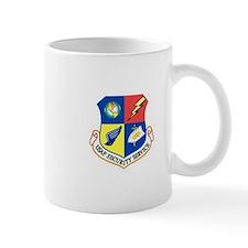 Mug, White, Ceramic.