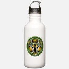 Goddess of the Green Moon Water Bottle