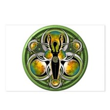 Goddess of the Green Moon Postcards (Package of 8)