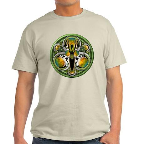 Goddess of the Green Moon Light T-Shirt