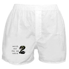 watch out Cobra Boxer Shorts