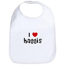 I * Haggis Bib