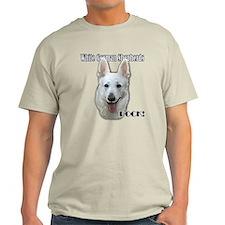 White German Shepherds Rock T-Shirt