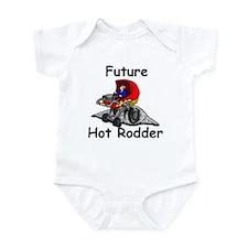 Future Hot Rodder Onesie