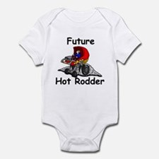Future Hot Rodder Onesie