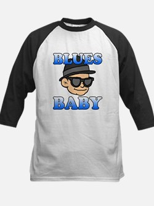 Blues Baby Shirt Kids Baseball Jersey
