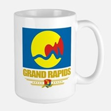 Grand Rapids Pride Large Mug